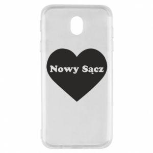 Samsung J7 2017 Case I love Nowy Sacz
