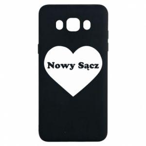 Samsung J7 2016 Case I love Nowy Sacz
