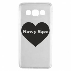 Samsung A3 2015 Case I love Nowy Sacz