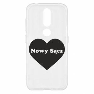 Nokia 4.2 Case I love Nowy Sacz