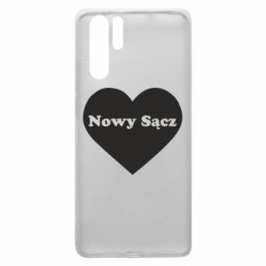 Huawei P30 Pro Case I love Nowy Sacz