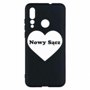 Huawei Nova 4 Case I love Nowy Sacz