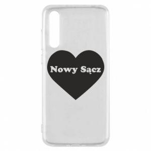 Huawei P20 Pro Case I love Nowy Sacz