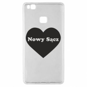 Huawei P9 Lite Case I love Nowy Sacz