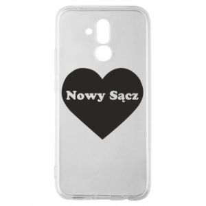 Huawei Mate 20Lite Case I love Nowy Sacz