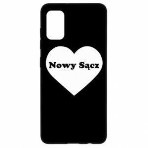Samsung A41 Case I love Nowy Sacz
