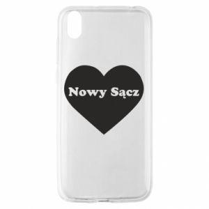 Huawei Y5 2019 Case I love Nowy Sacz