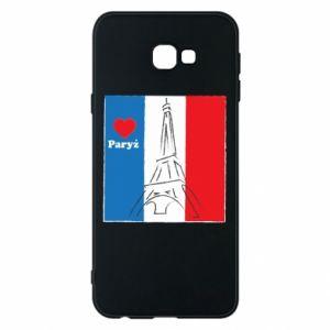 Etui na Samsung J4 Plus 2018 Kocham Paryż