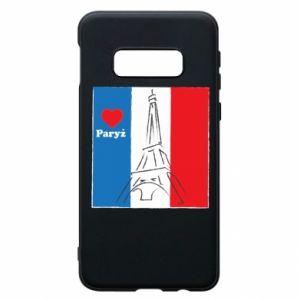 Etui na Samsung S10e Kocham Paryż