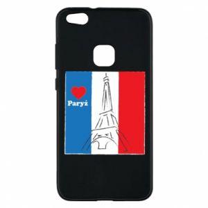 Etui na Huawei P10 Lite Kocham Paryż