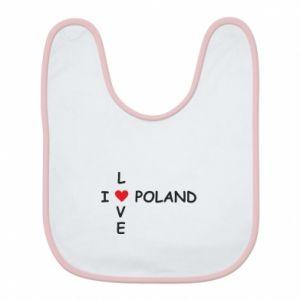 Śliniak I love Poland crossword