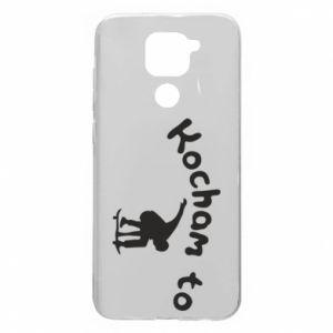 Etui na Xiaomi Redmi Note 9/Redmi 10X Kocham to