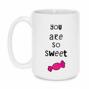 Kubek 450ml You are so sweet - PrintSalon