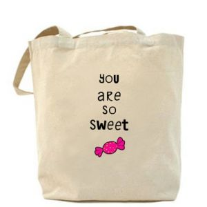 Torba You are so sweet - PrintSalon