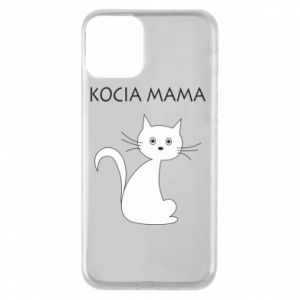 iPhone 11 Case Cats mother