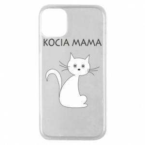 iPhone 11 Pro Case Cats mother