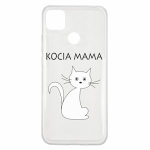 Xiaomi Redmi 9c Case Cats mother