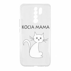 Xiaomi Redmi 9 Case Cats mother