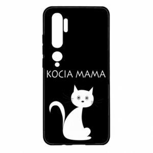 Xiaomi Mi Note 10 Case Cats mother