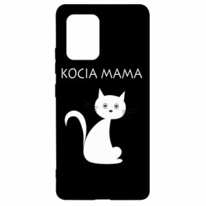 Samsung S10 Lite Case Cats mother