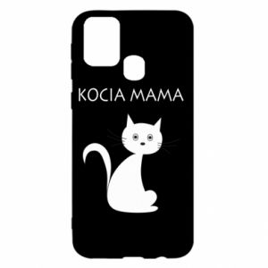 Samsung M31 Case Cats mother