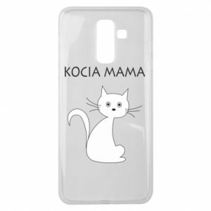 Samsung J8 2018 Case Cats mother