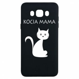 Samsung J7 2016 Case Cats mother