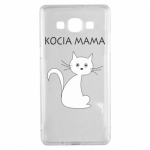 Samsung A5 2015 Case Cats mother
