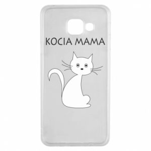 Samsung A3 2016 Case Cats mother
