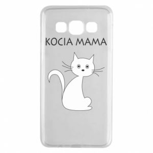 Samsung A3 2015 Case Cats mother