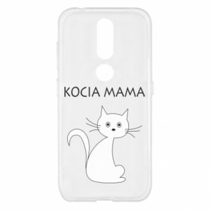 Nokia 4.2 Case Cats mother