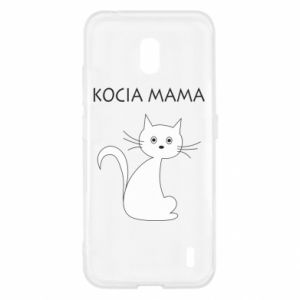 Nokia 2.2 Case Cats mother