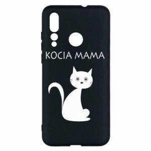 Huawei Nova 4 Case Cats mother