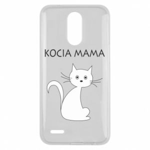 Lg K10 2017 Case Cats mother