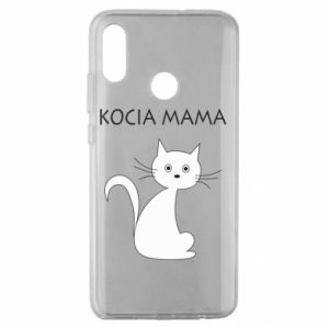 Huawei Honor 10 Lite Case Cats mother