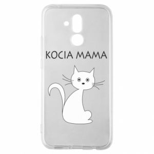 Huawei Mate 20Lite Case Cats mother
