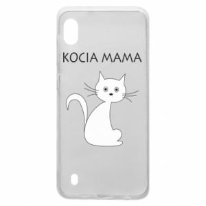 Samsung A10 Case Cats mother