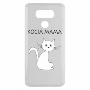 LG G6 Case Cats mother
