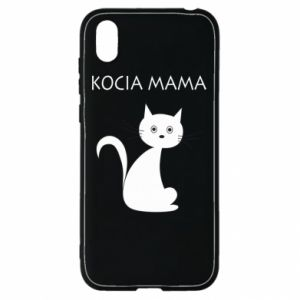 Huawei Y5 2019 Case Cats mother