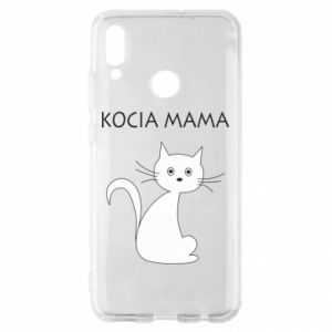 Huawei P Smart 2019 Case Cats mother