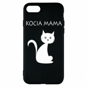 iPhone SE 2020 Case Cats mother
