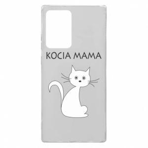 Etui na Samsung Note 20 Ultra Kocia mama