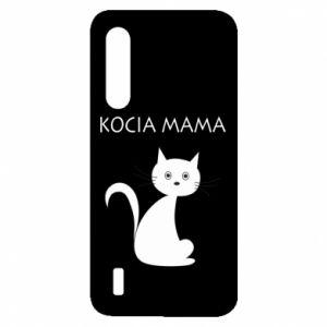 Etui na Xiaomi Mi9 Lite Kocia mama