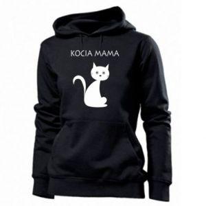 Women's hoodies Cats mother