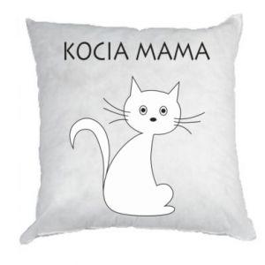 Poduszka Kocia mama