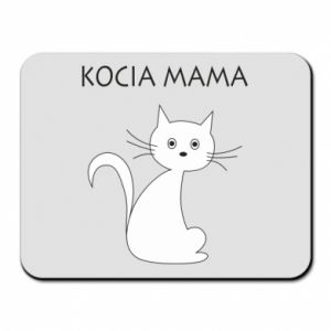 Mouse pad Cats mother