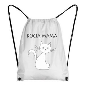 Backpack-bag Cats mother