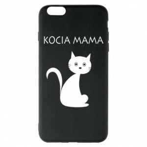 iPhone 6 Plus/6S Plus Case Cats mother
