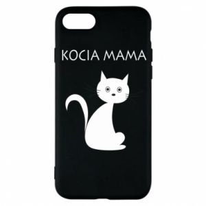 iPhone 7 Case Cats mother