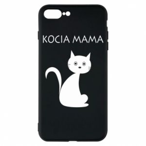 iPhone 7 Plus case Cats mother